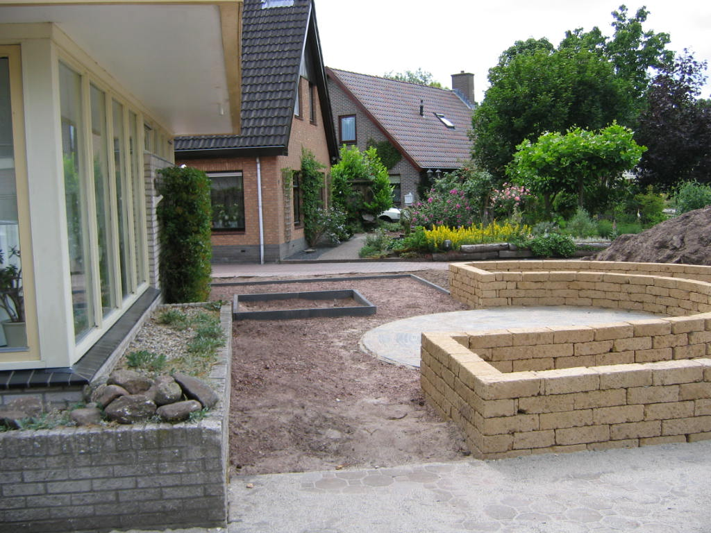 Tuin Oosterwolde
